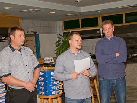 Jahresabschluss für die Jugendwarte der FF OHV