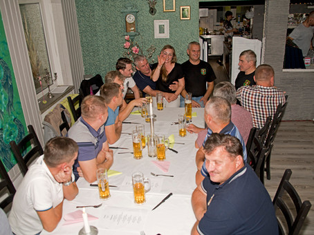Besuch der Kameraden aus Polen, Weißrussland und Vogelsberg (Hessen)