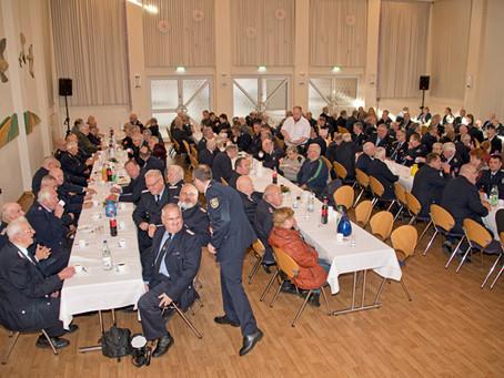 """Treffen der """"Alters & Ehrenabteilung"""""""