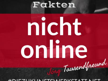 nicht online