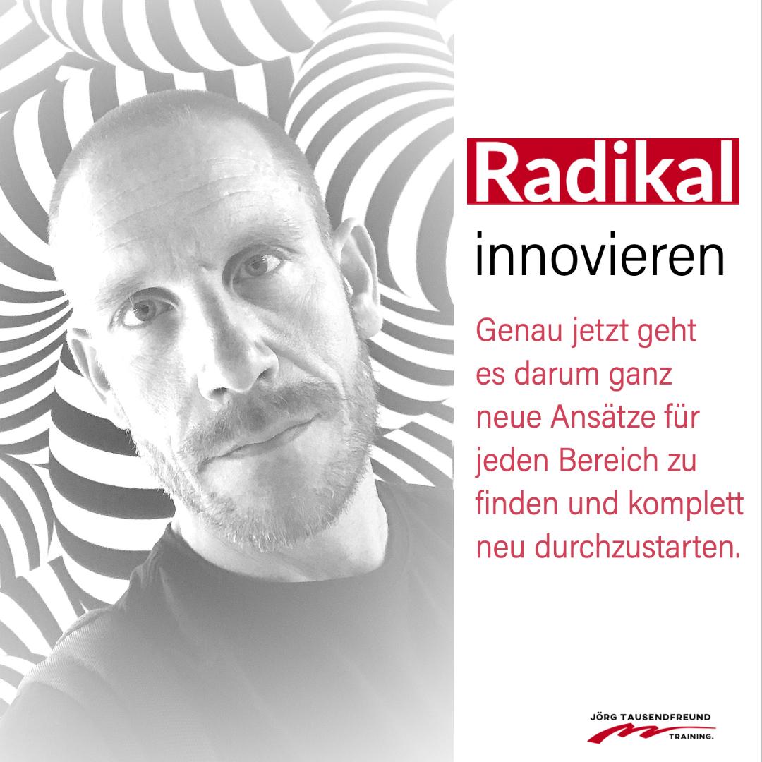 Radikal innovieren