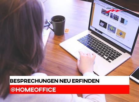 @home-office: Besprechungen neu erfinden