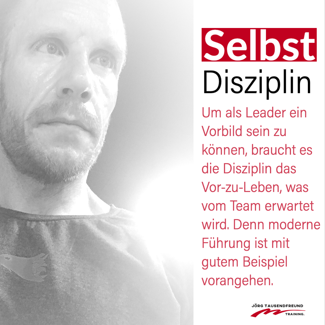 SElbst--Disziplin