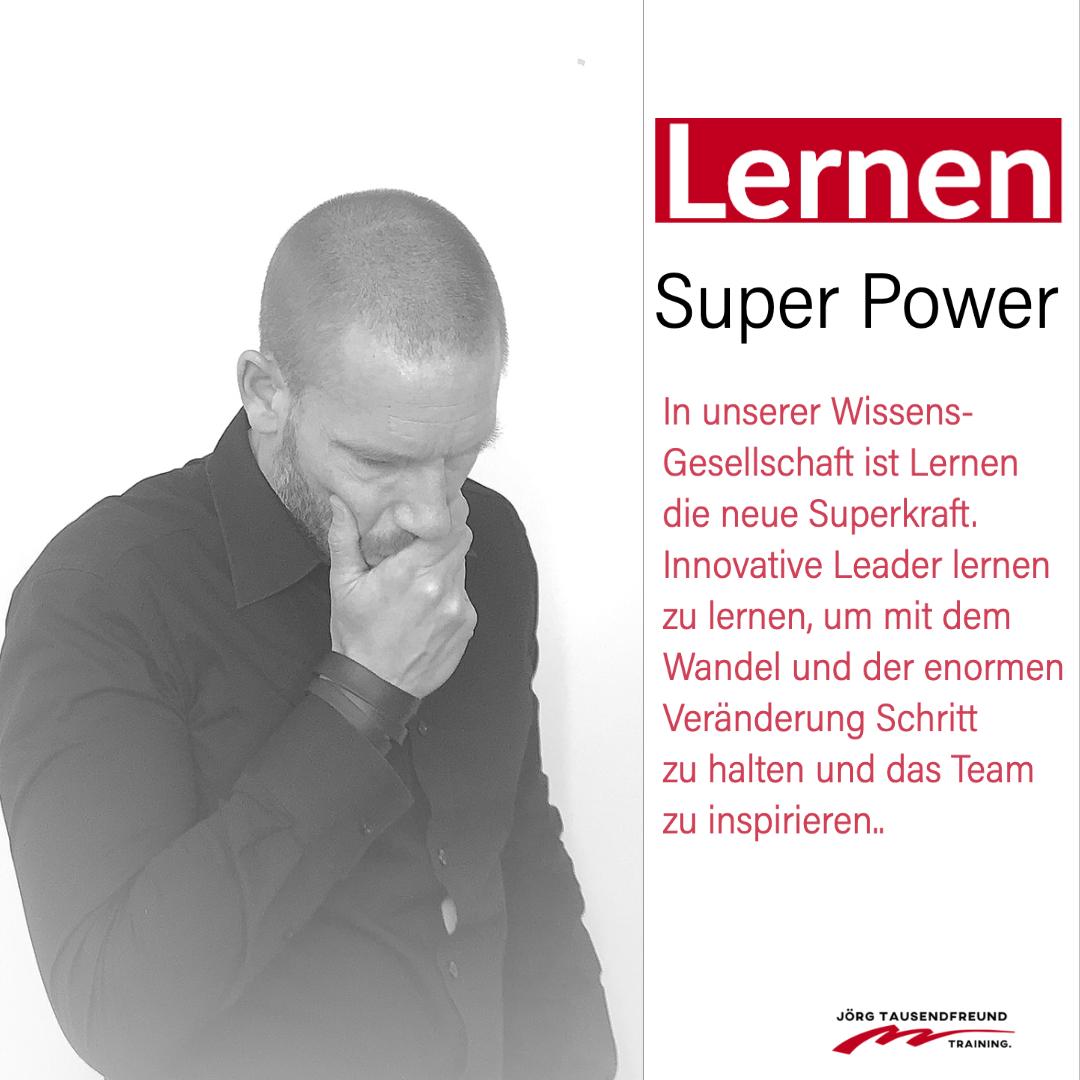 Lernen Super Power
