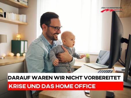 Home-Office - wenn die Lösung zum Problem wird.