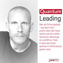 Quantum-Leading
