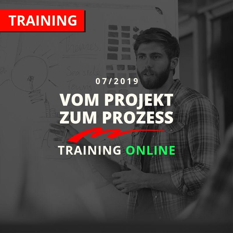 Kachel-Projekt und Prozess