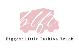 Biggest Little Fashion Truck Logo Option