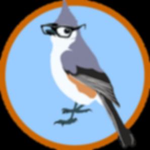 Tufted Titmouse for BirdGenius app