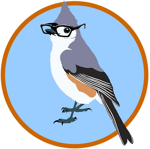 Tufted Titmouse for BirdGenius app