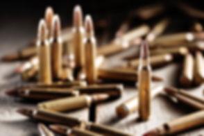Gewehr-Gewehrkugeln