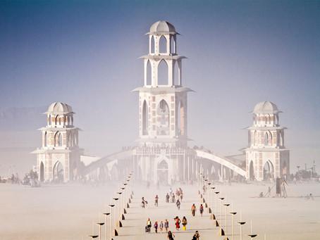 A Thousand Fractal Shards: One Burning Man Revolution