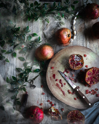 Food Ingredients Photography
