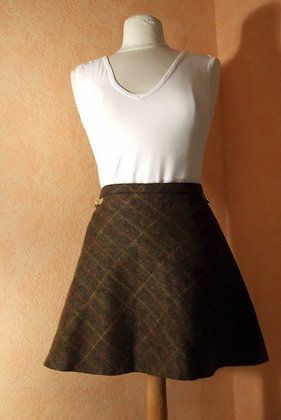 Confection d'une jupe (Skirt Tailoring)