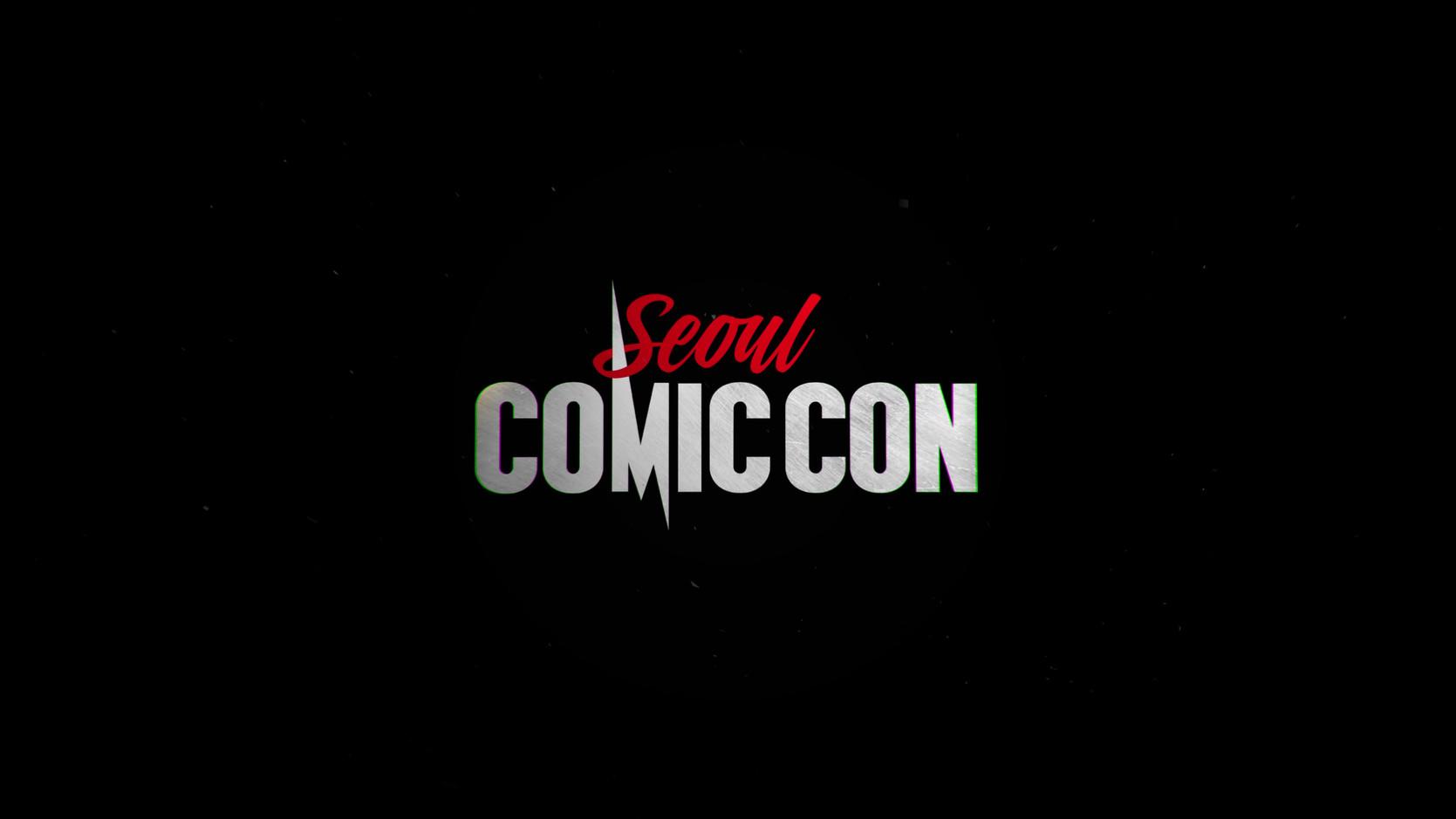 2019 COMIC CON SEOUL