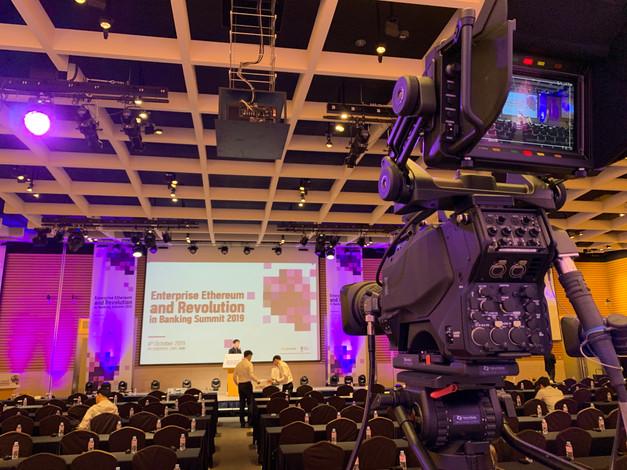 191004 KB국민은행 Enterprise Ethereum and Revolution in Banking Summit 2019