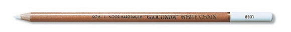 Gioconda Beyaz Kömür Kalem