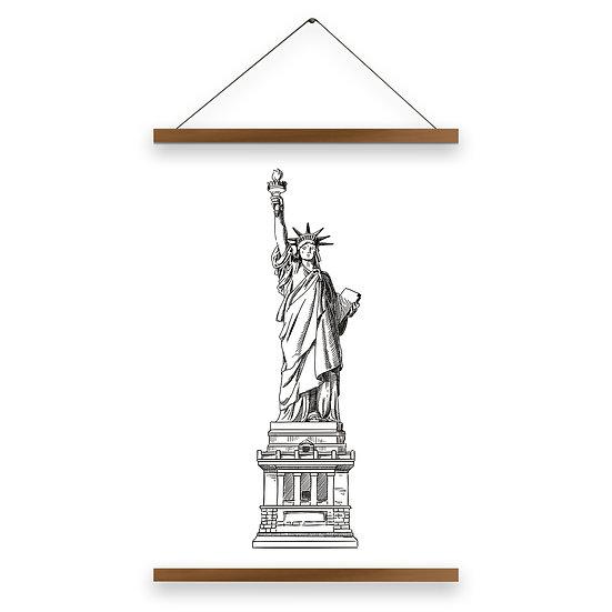 Özgürlük Heykeli Poster - pA1005_4