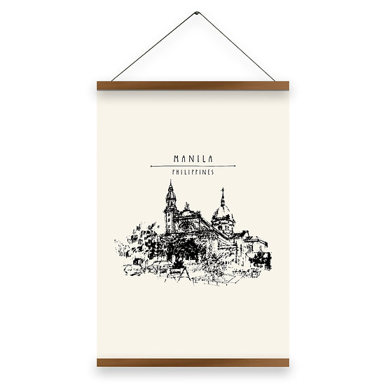 Manila Poster - pA1004