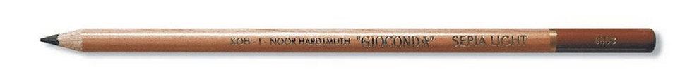 Gioconda Kahverengi Kömür Füzen Kalem