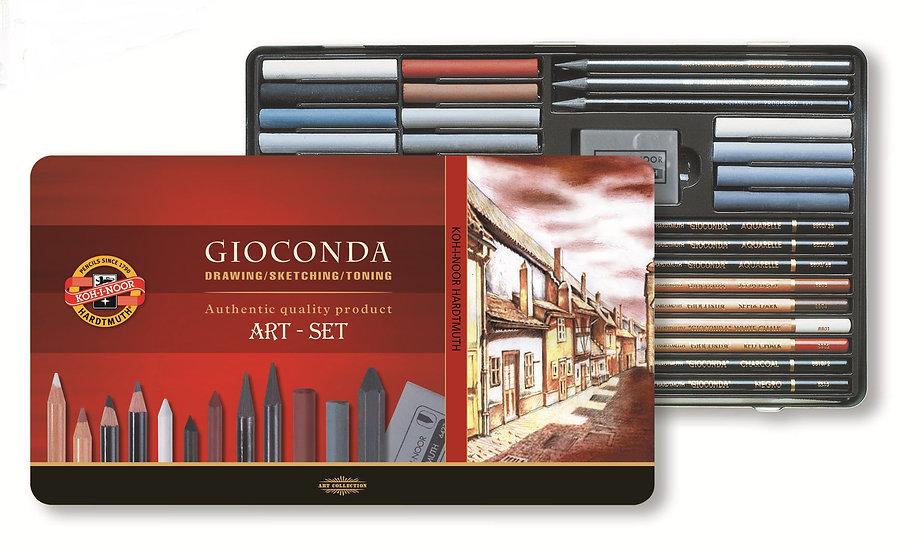Gioconda Large Eskiz Set Classic