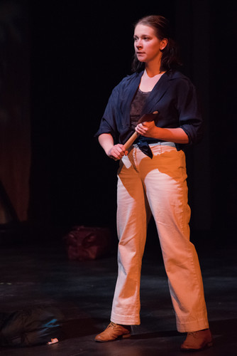 Jenny in Mr. Burns: a Post-Electric Play - Millikin University