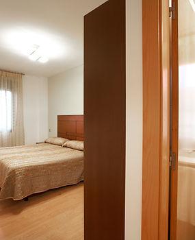 Habitación doble de nuestro hotel