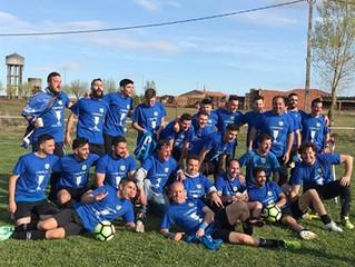 Manganeses CF en el XXXVII Campeonato de España de Futbol Aficionado