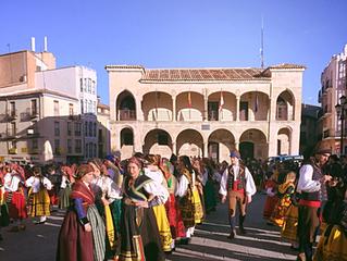 Día de la danza, Doña Urraca