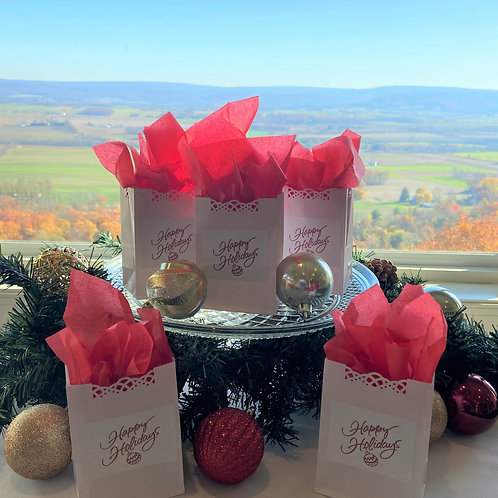 Holiday Gift Card Packaging