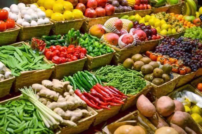 Como escolher os vegetais na hora das compras?