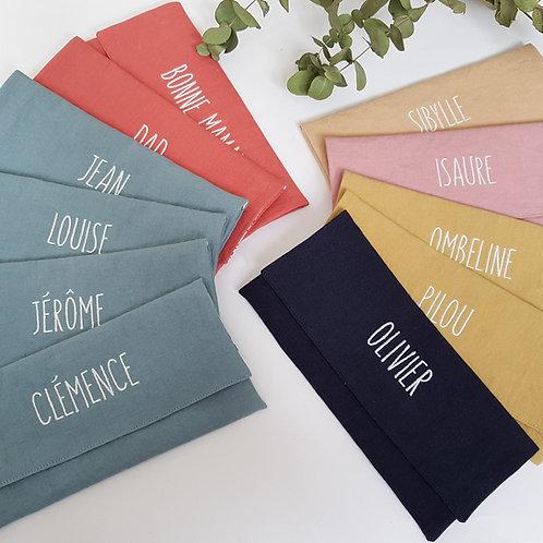 Porte-serviette de table
