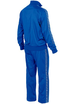 Arena Throttle Tracksuit Royal - FRONT