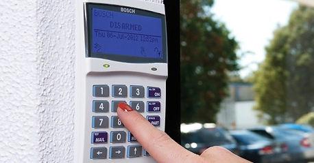 Alarm Keypad Manual