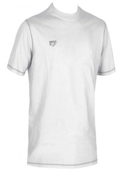 Arena Conkers T-Shirt White - FRONT