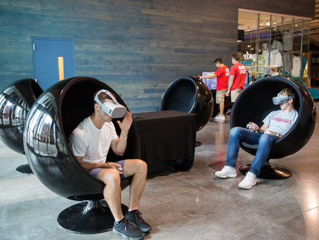 Virtual Reality will be the new era of Event's Industry?