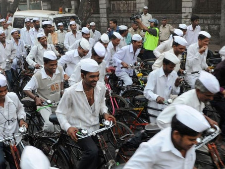 The unbeaten 125-year-old network that feeds Mumbai