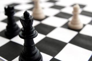 El ajedrez es un magnífico complemento cuando las necesidades de movimiento de los más jóvenes estén