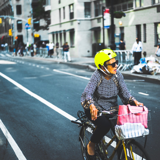 Hit by a Vehicle While on Your Bike? In New York City, You Can Sue
