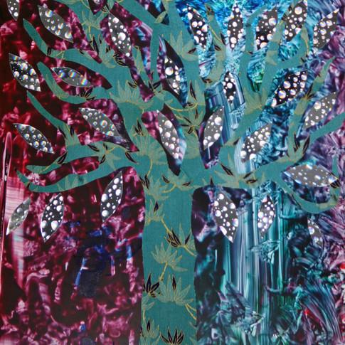 Tree on Vinyl #2