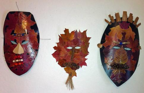 Autumn Masks