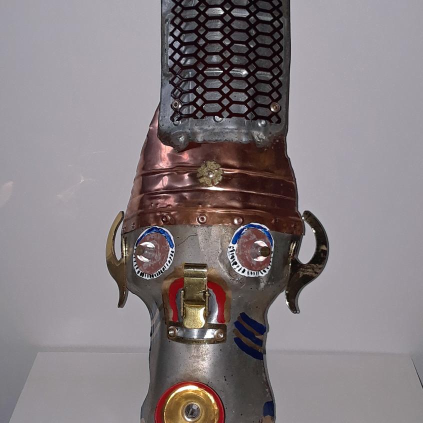 19 Crownhead mask