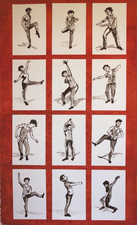 Dancer's Dozen
