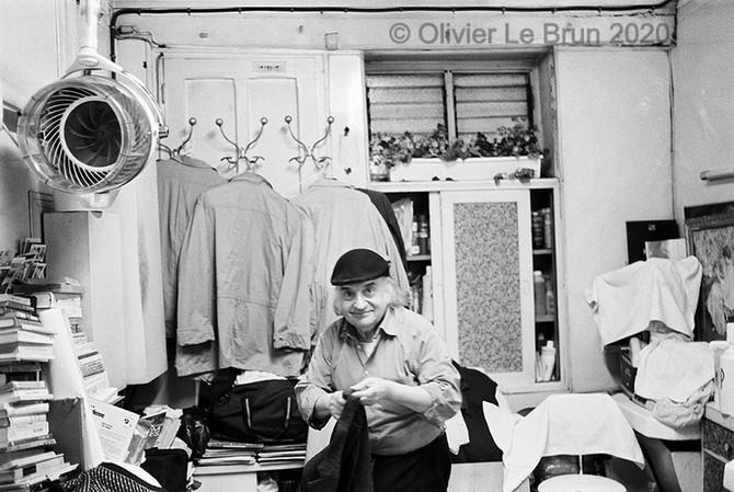 Michel, mon coiffeur de Paris