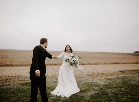 Hannah + Alton: Married