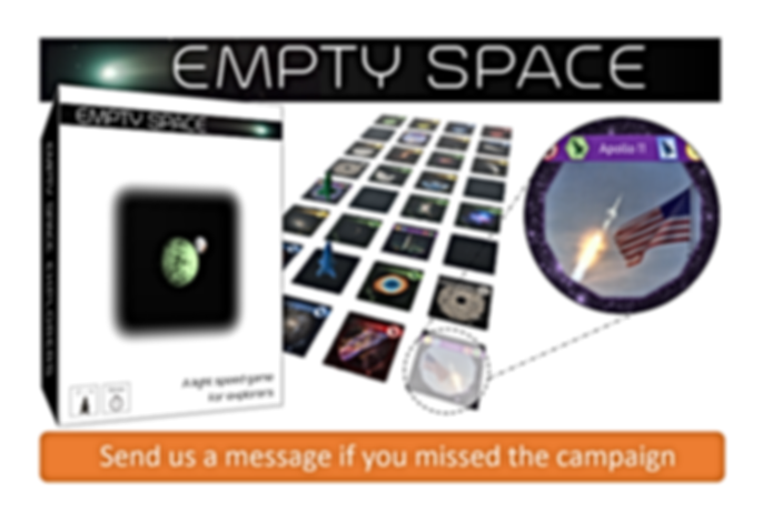 The best spaceboard game, Empty Space iage