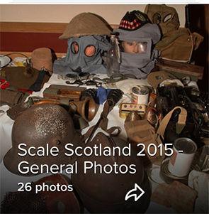 Scale Scotland 2015 - General photos