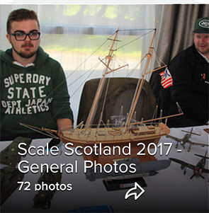 Scale Scotland 2017 - General photos