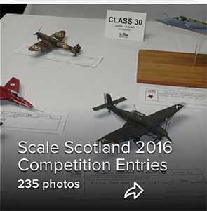 Scale Scotland 2016 - Competition entries