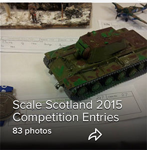 Scale Scotland 2015 - Competition entries